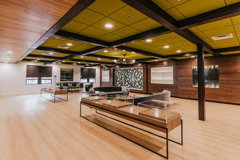 Vantage Builders Completes Build-Out Of Three Cannabis Dispensaries For Sanctuary Medicinals